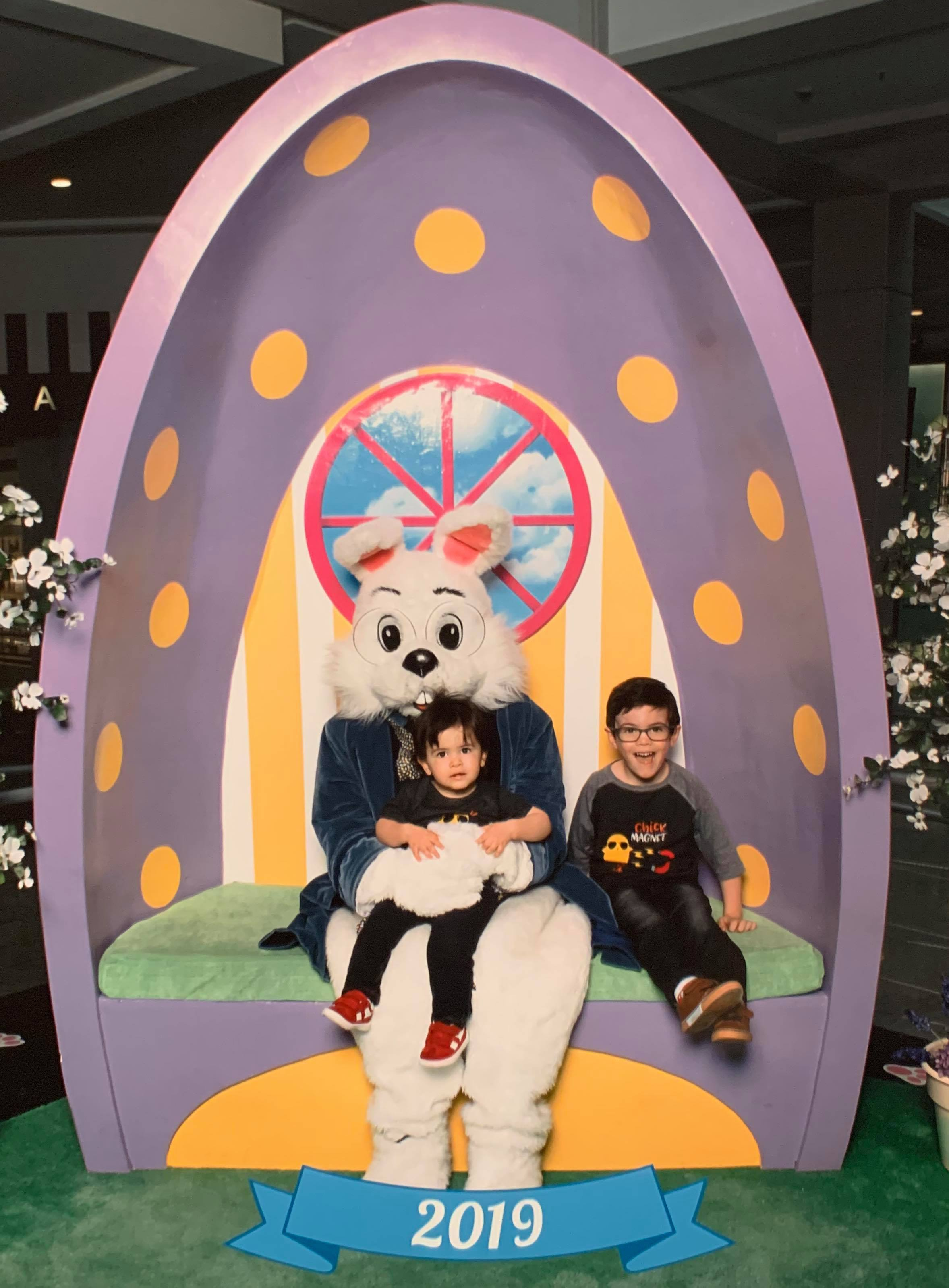 This year, we kept our Easter festivities simple, relaxed, and all about spring fun for the kids. It was our best one yet!
